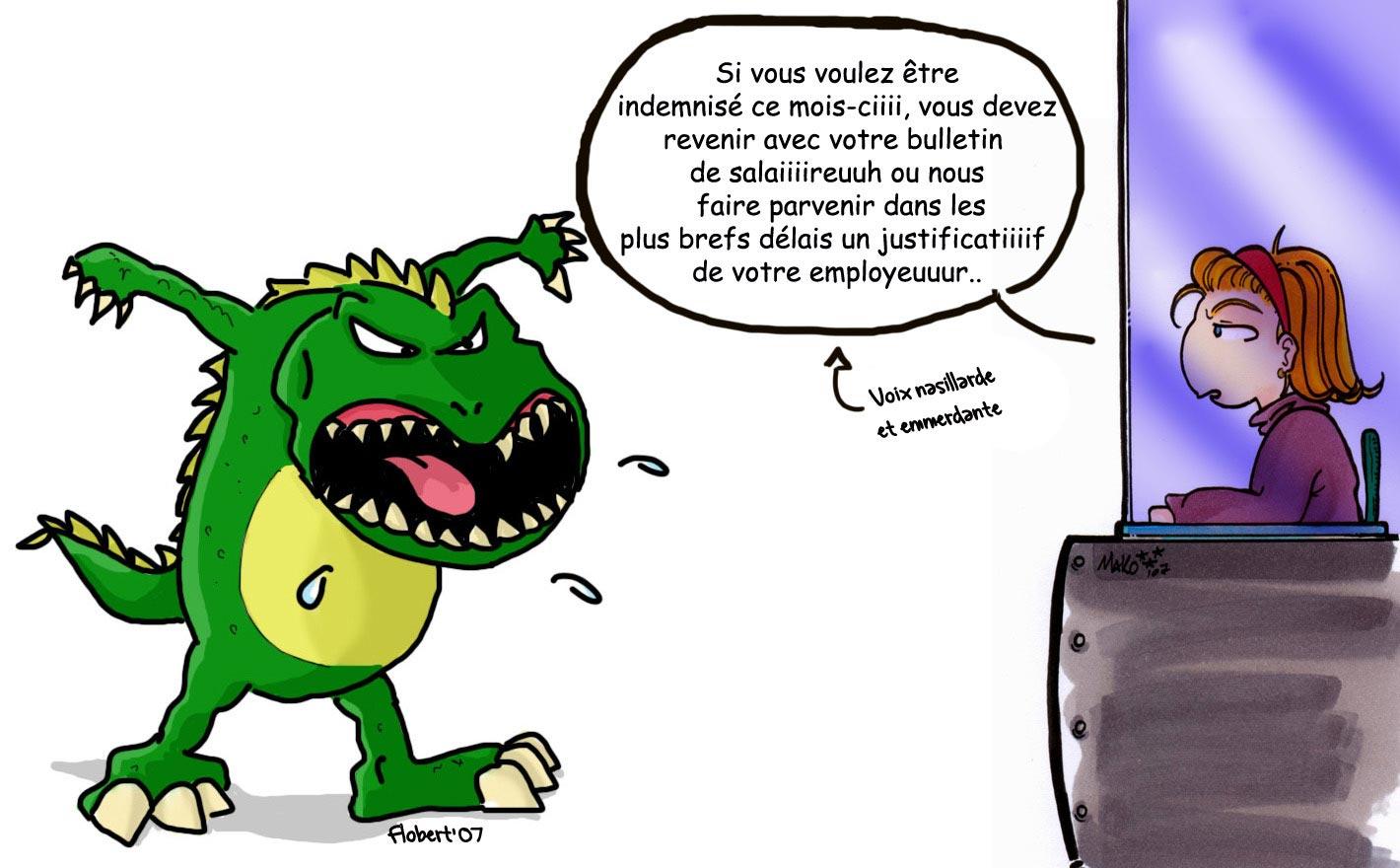 Monstre CE